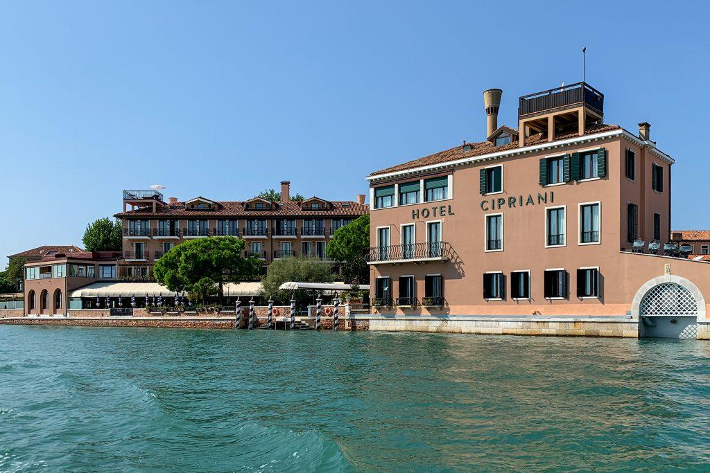 Luxify Review Belmond Hotel Cipriani Venedig Italien