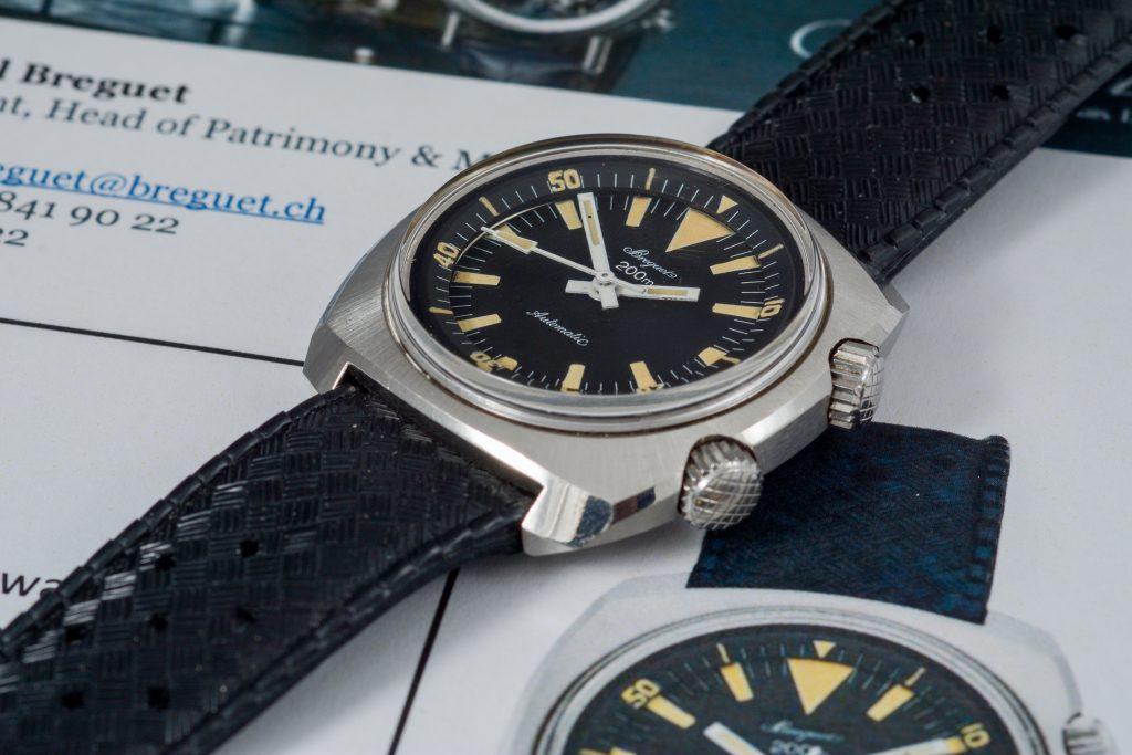 Luxify Auction Preview Auktion Dr. Crott Breguet Diver