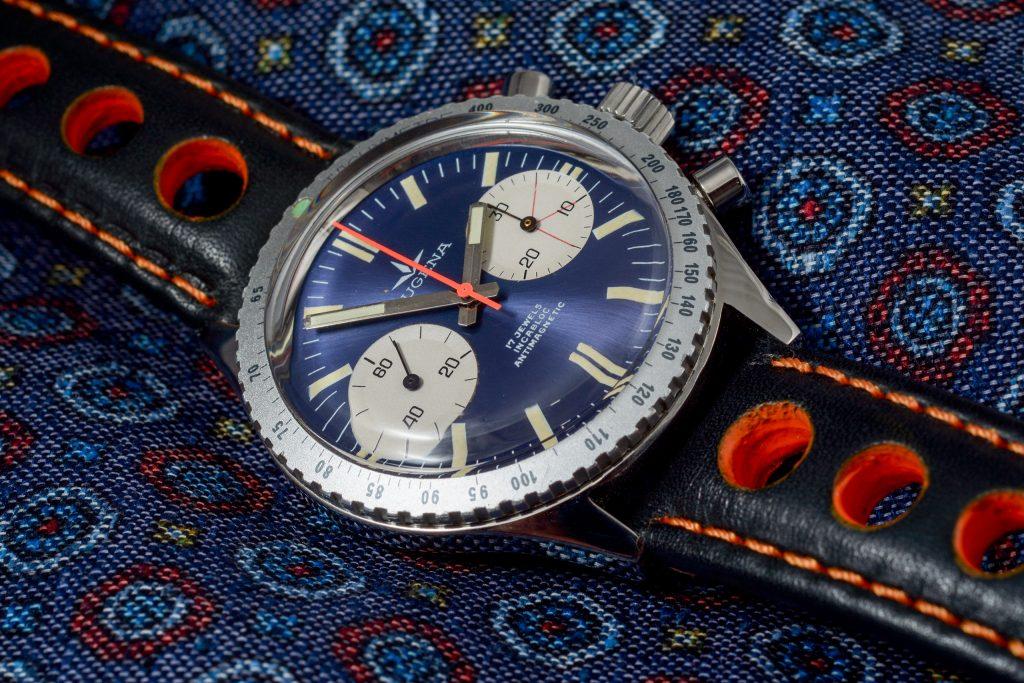 Luxify Auction Preview Auktion Dr. Crott Dugena Chronograph