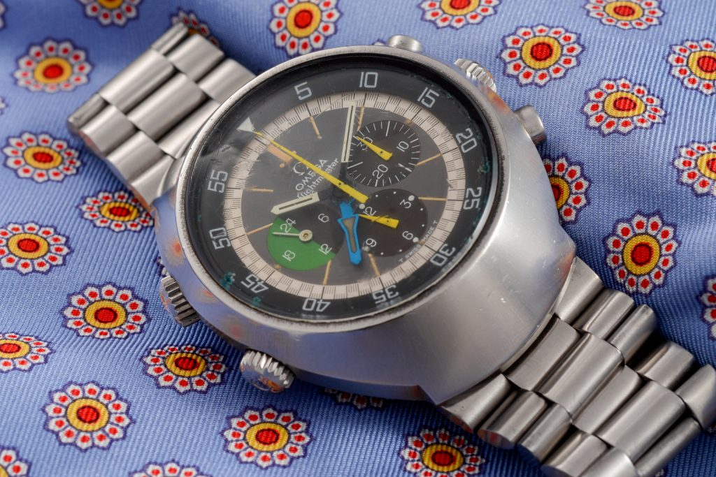 Luxify Auction Preview Auktion Dr. Crott Omega Flightmaster