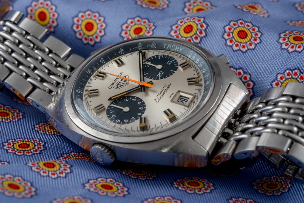 Luxify Auction Preview Dr. Crott Auktion Vintage Heuer Chronograph Carrera