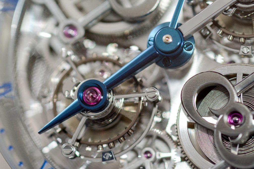 Luxify Review Hands-on Breguet Classique Double Tourbillon 5345 Quai de l'Horloge