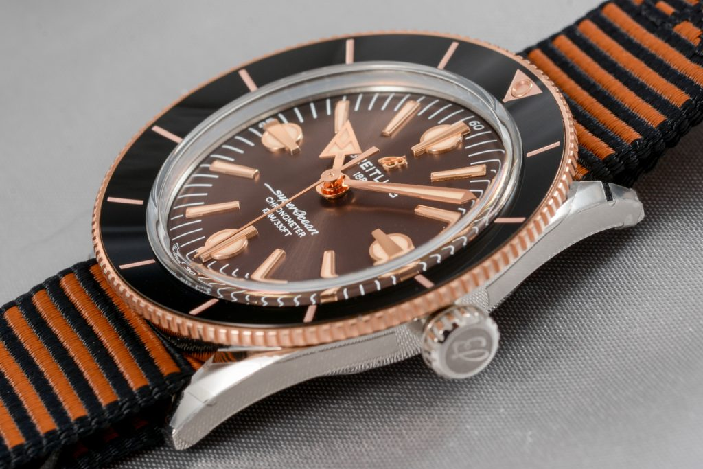 Luxify Review Hands-on Breitling Superocean Heritage '57 Outerknown
