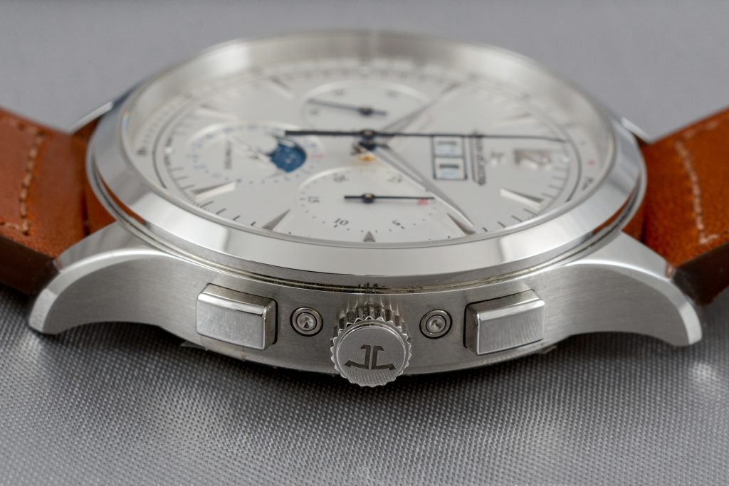 Luxify Review Hands-on Jaeger-LeCoultre Master Control Chronograph Calendar JLC Q4138420