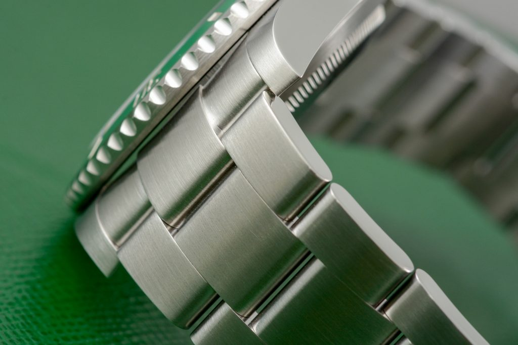 Luxify Review Hands-on Rolex Submariner LV Ref. 126610LV