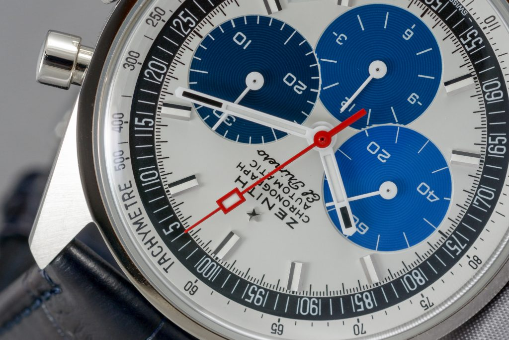 Luxify Review Hands-on Zenith Chronomaster Revival A386 Manufacture Edition
