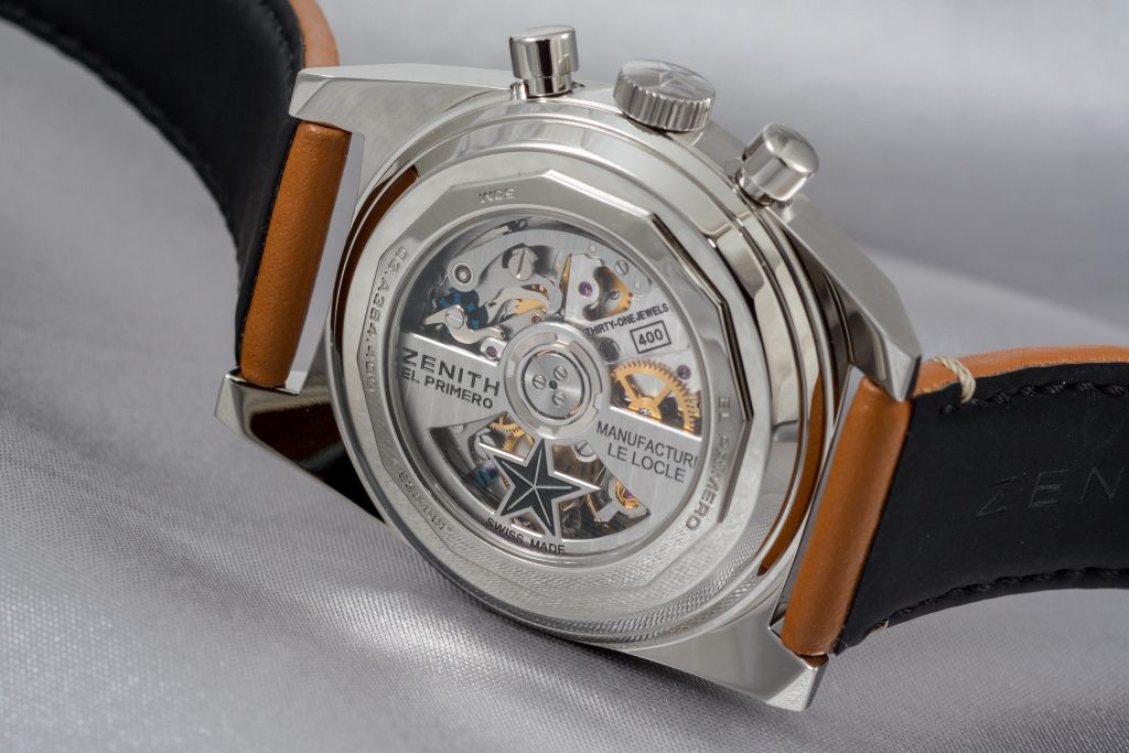 Luxify Review Hands-on Zenith Chronomaster Revival A385