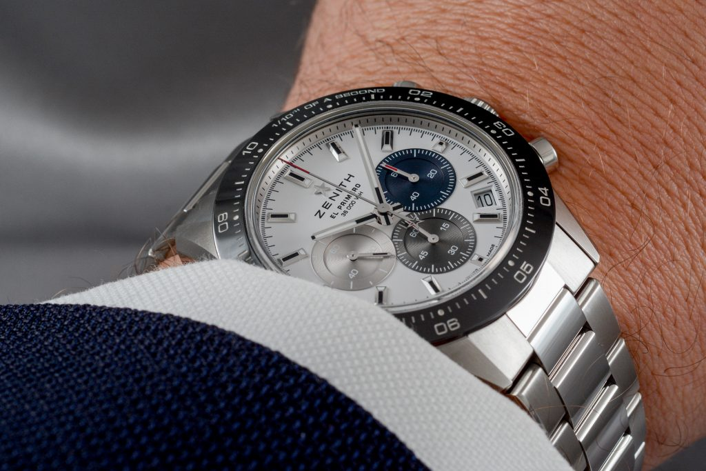 Luxify Review Hands-on Zenith Chronomaster Sport 2021