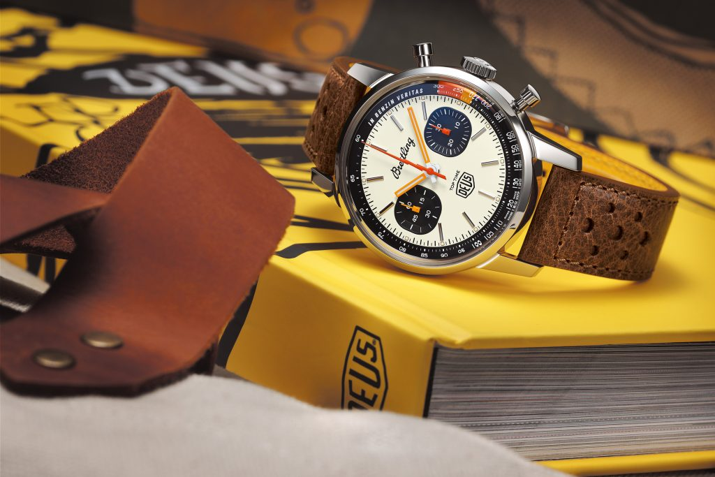Luxify Review Hands-on Breitling Top Time Deus Limited Edition 2021