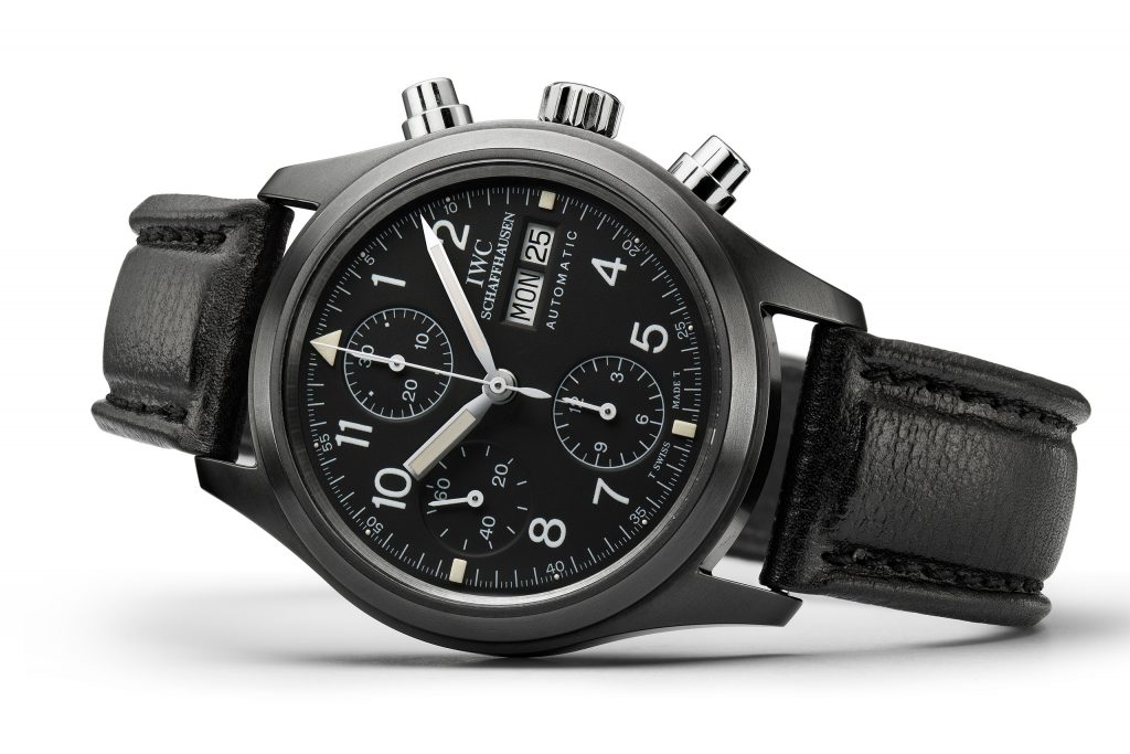 Luxify Review Hands-on IWC Pilot's Watch Tribute to 3705 IW387905
