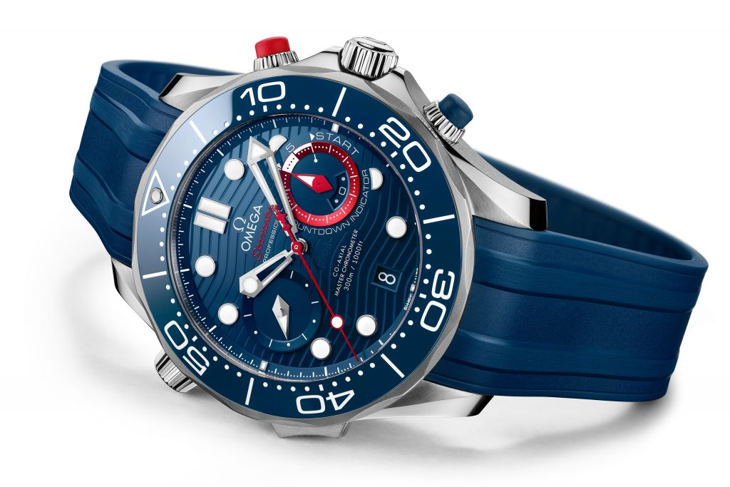 Luxify Review Hands-on Omega Seamaster Diver 300M America's Cup Chronograph 2021