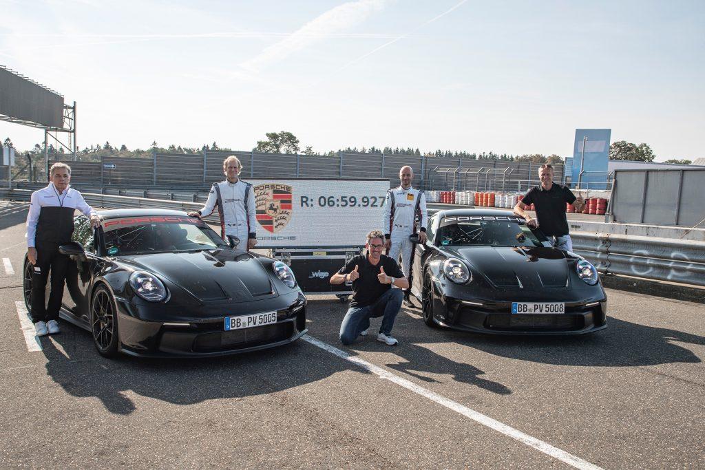 Luxify 2021 Porsche 911 GT3 992