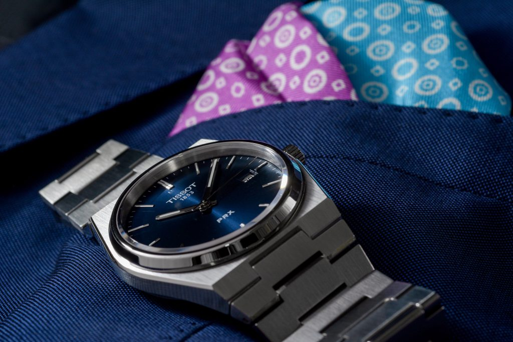 Luxify Review Hands-on Tissot PRX 40 205