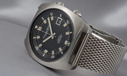 Auktions-Highlights von Breitling, IWC & Jaeger-LeCoultre