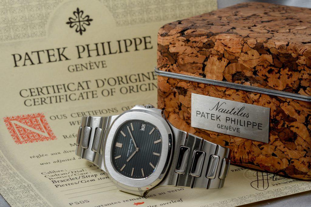 Luxify Review Hands-on Auktionen Dr. Crott Auctioneers Patek Philippe Nautilus