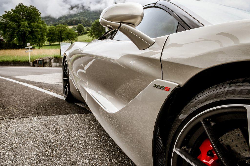 Luxify Test Fahrbericht McLaren 720S Spider McLaren GT