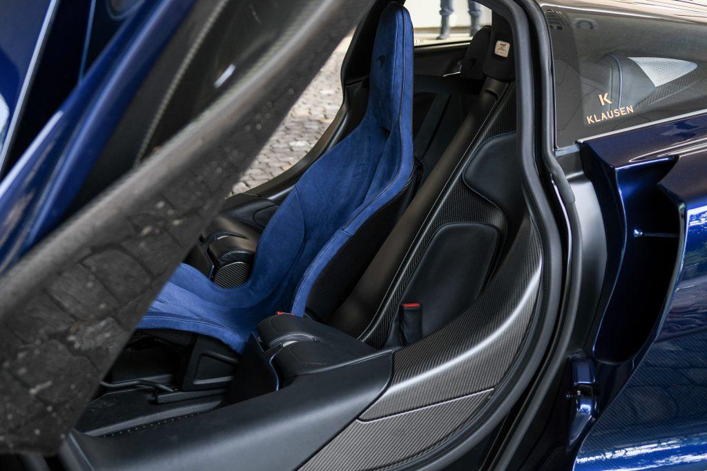 Luxify Review Hands-on Richard Mille RM 40-01 McLaren Speedtail Hypercar