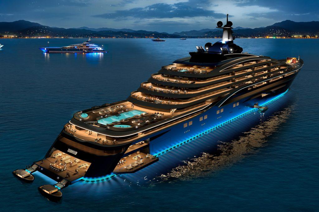 Luxify Review Somnio Yacht Superyacht © Winch Design