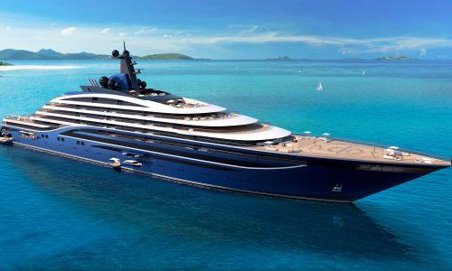 SOMNIO - wie man Mitbesitzer der größten Luxus-Yacht der Welt wird