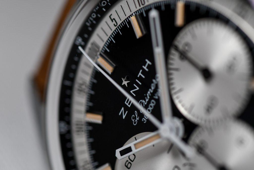 Luxify Review Hands-on Zenith El Primero Chronomaster Original