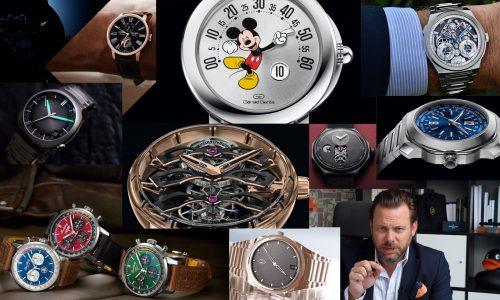 Top 10 Neuheiten Geneva Watch Days 2021