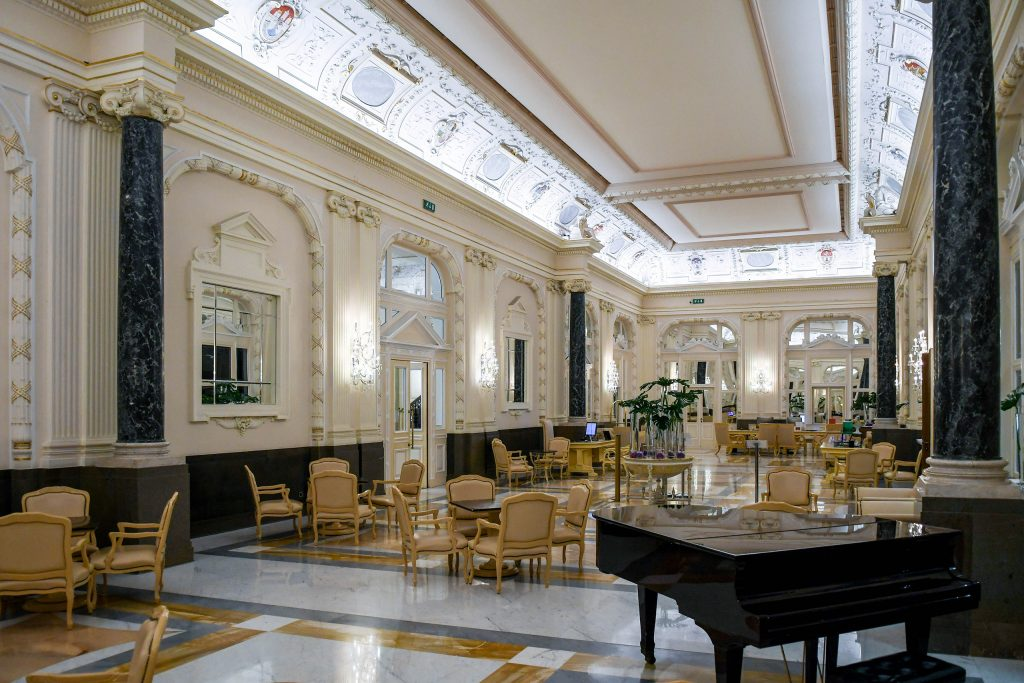 Luxify Review Reisebericht Hotel Test NH Collection Prague Carlo IV Prag
